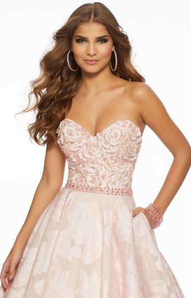 Mori Lee Prom 43083 Ball Gowns picture 2