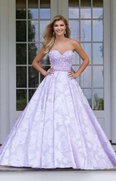 Mori Lee Prom 43083  picture 5