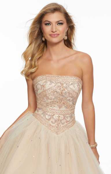 Morilee Prom 43005 Strapless picture 1