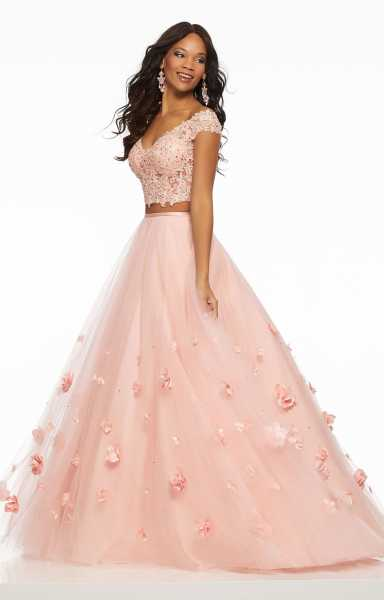 Morilee Prom 43016 Off The Shoulder picture 1