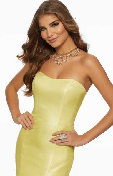 Morilee Prom 43019 Strapless picture 1