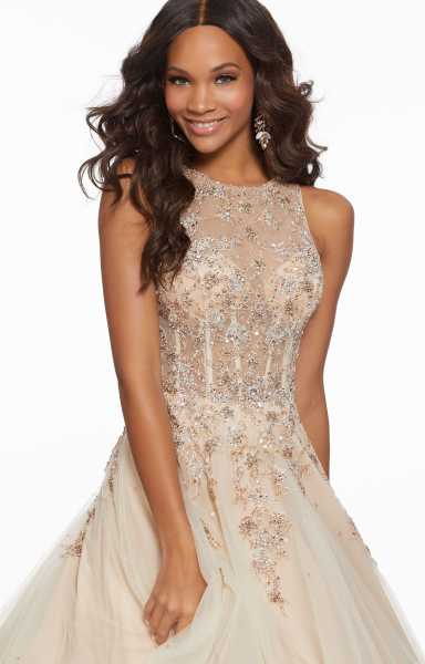 Morilee Prom 43023 High Neck picture 1
