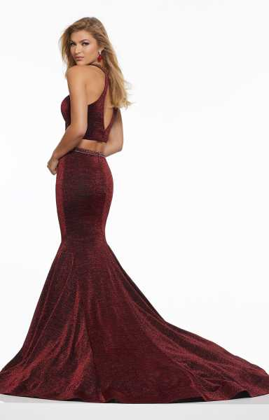 Morilee Prom 43028 Fitted and Two Piece picture 2