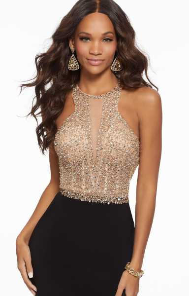 Morilee Prom 43037 High Neck picture 1