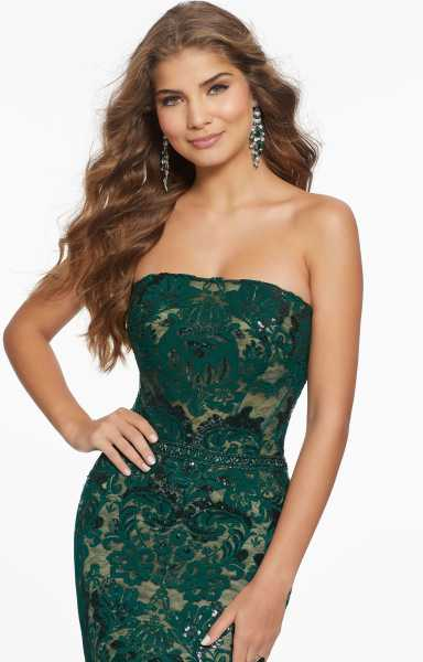 Morilee Prom 43045 Strapless picture 1