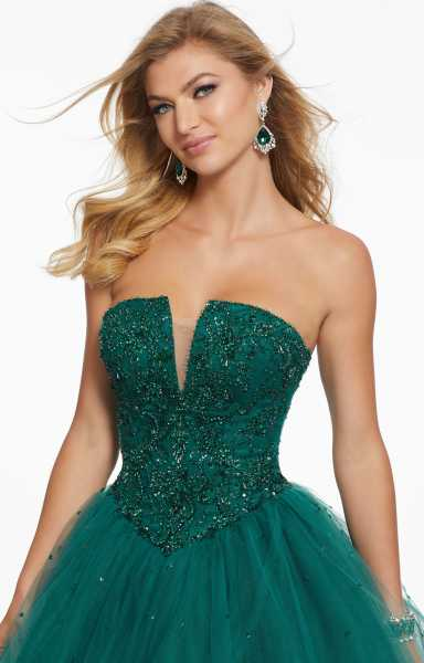 Morilee Prom 43046 Strapless picture 1