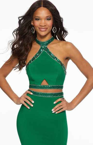 Morilee Prom 43048 High Neck picture 1