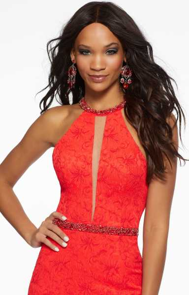 Morilee Prom 43058 High Neck picture 1