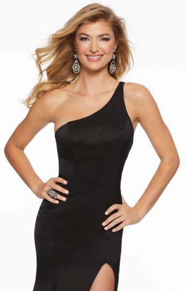 Morilee Prom 43059 One Shoulder picture 1