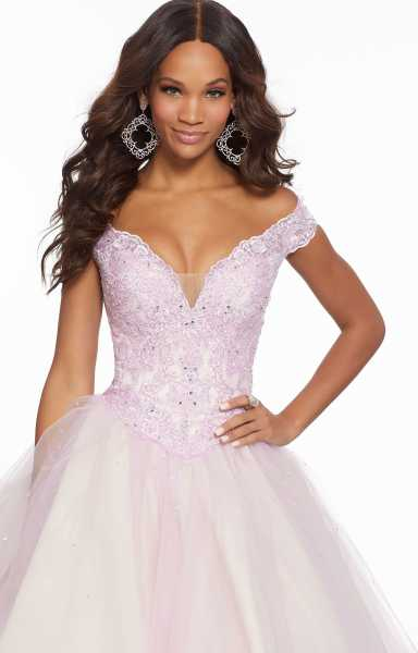 Morilee Prom 43076 Off The Shoulder picture 1