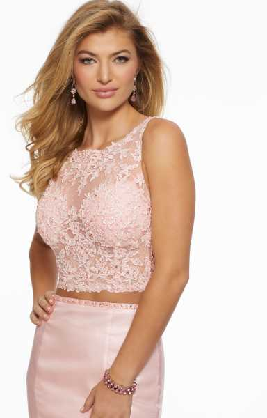 Morilee Prom 43077 High Neck picture 1