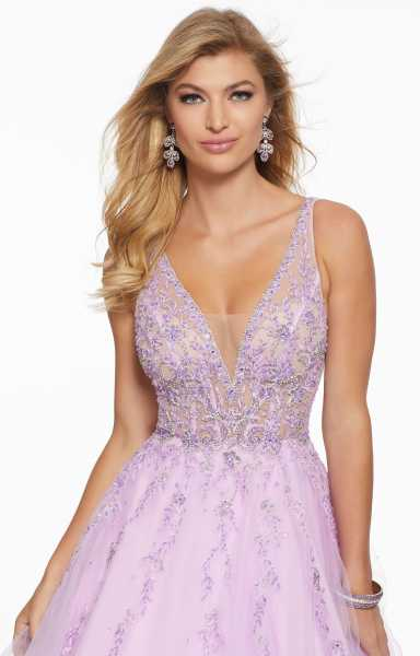 Morilee Prom 43084 Has Straps picture 1