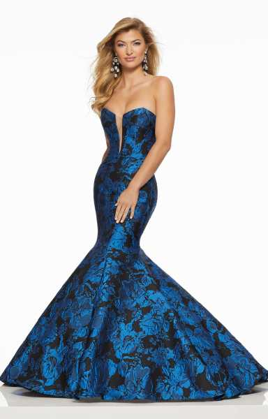 Mori Lee Prom 43107A Long picture 3