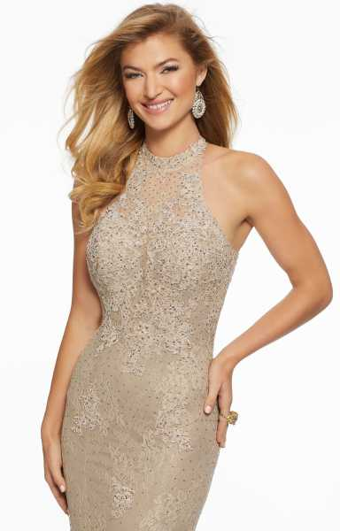 Morilee Prom 43113 High Neck picture 1