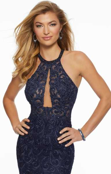 Morilee Prom 43115 High Neck picture 1