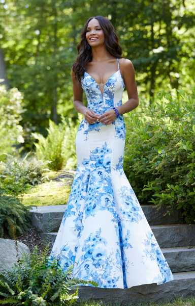 Morilee Prom 43116A Long picture 3