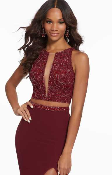 Morilee Prom 43117 High Neck picture 1