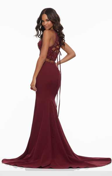 Morilee Prom 43117 Fitted and Two Piece picture 2