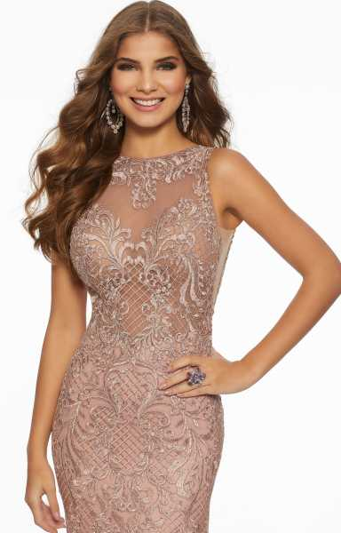 Morilee Prom 43119 High Neck picture 1