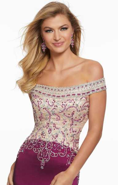 Morilee Prom 43120 Off The Shoulder picture 1