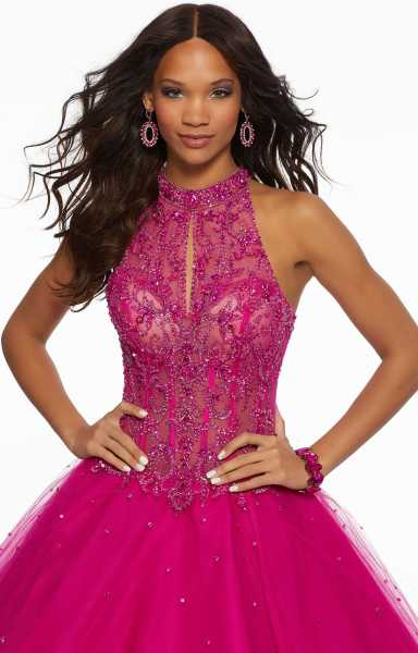 Morilee Prom 43128 High Neck picture 1