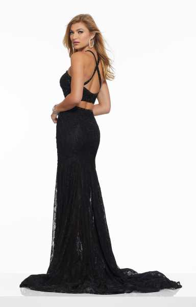 Morilee Prom 43136 Fitted and Two Piece picture 2