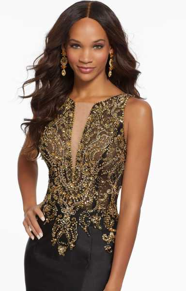 Morilee Prom 43141 High Neck picture 1