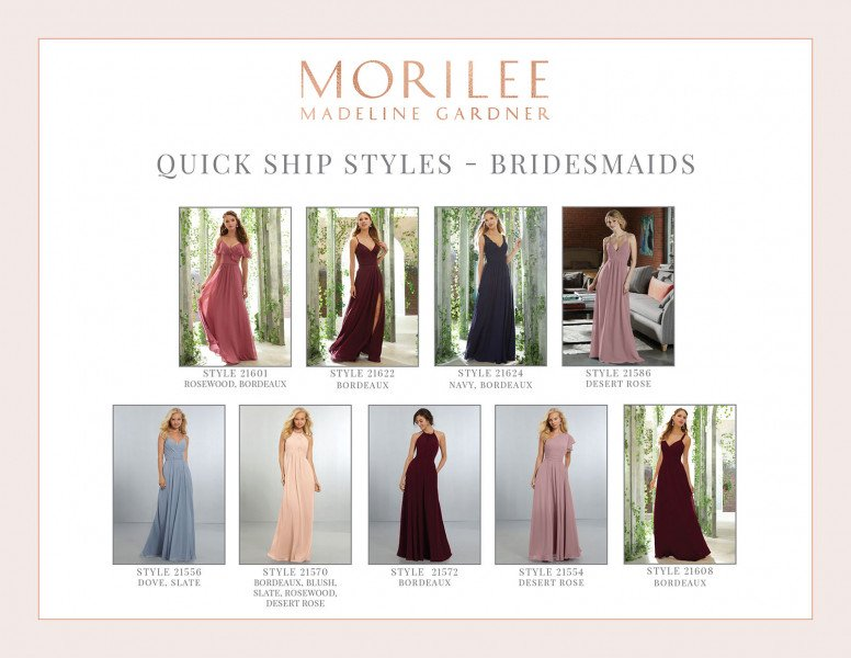 Morilee Bridesmaid 21570  picture 2