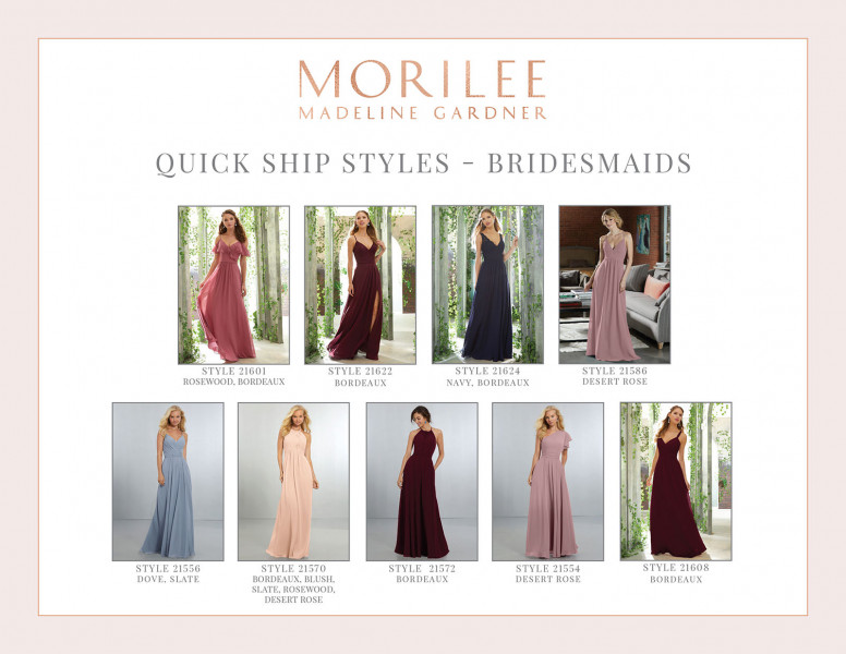 Morilee Bridesmaid 21601  picture 2