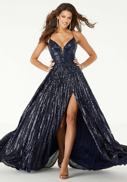 Morilee Prom 45041 Has Straps picture 1