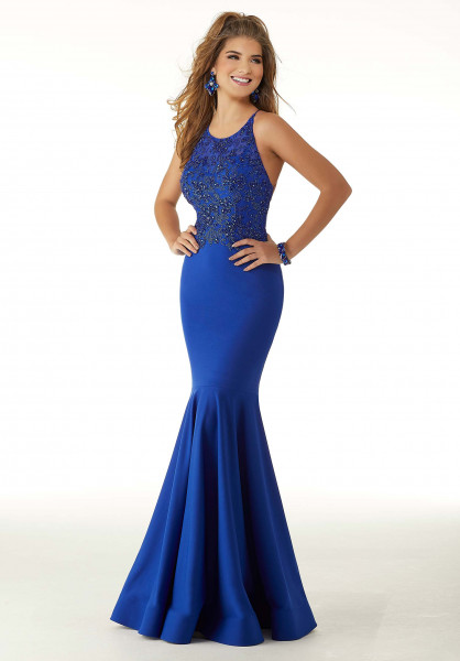 Morilee Prom 45089 High Neck picture 1