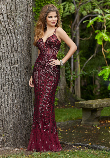 Morilee Prom 45092 Has Straps picture 1
