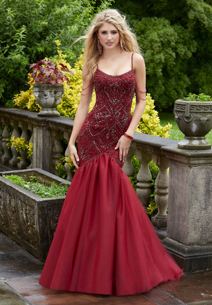 Morilee Prom 45042 Has Straps picture 1