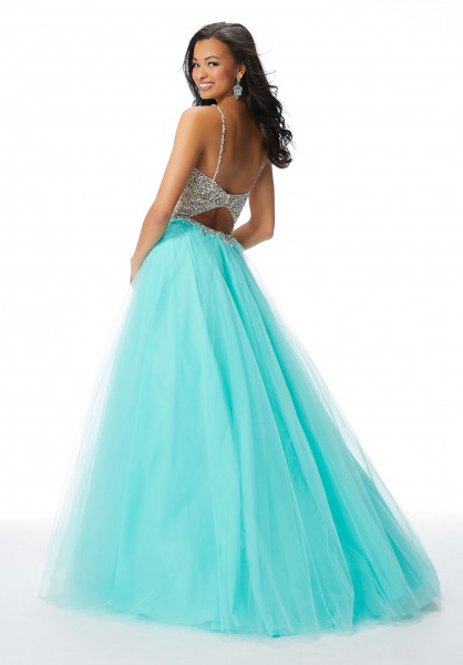 Morilee Prom 46013 Has Straps and Sweetheart picture 1
