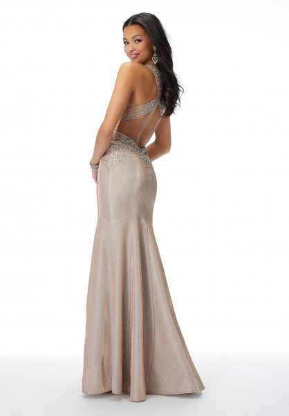 Morilee Prom 46020 Has Straps and V-Shape picture 1