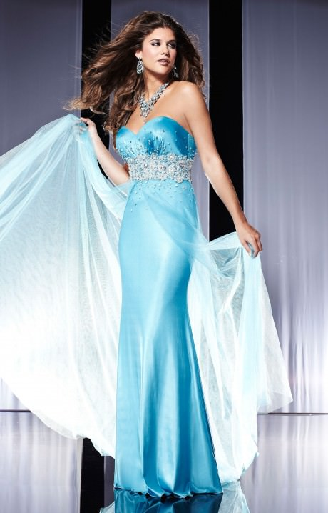 panoply 14555 the ice queen gown prom dress