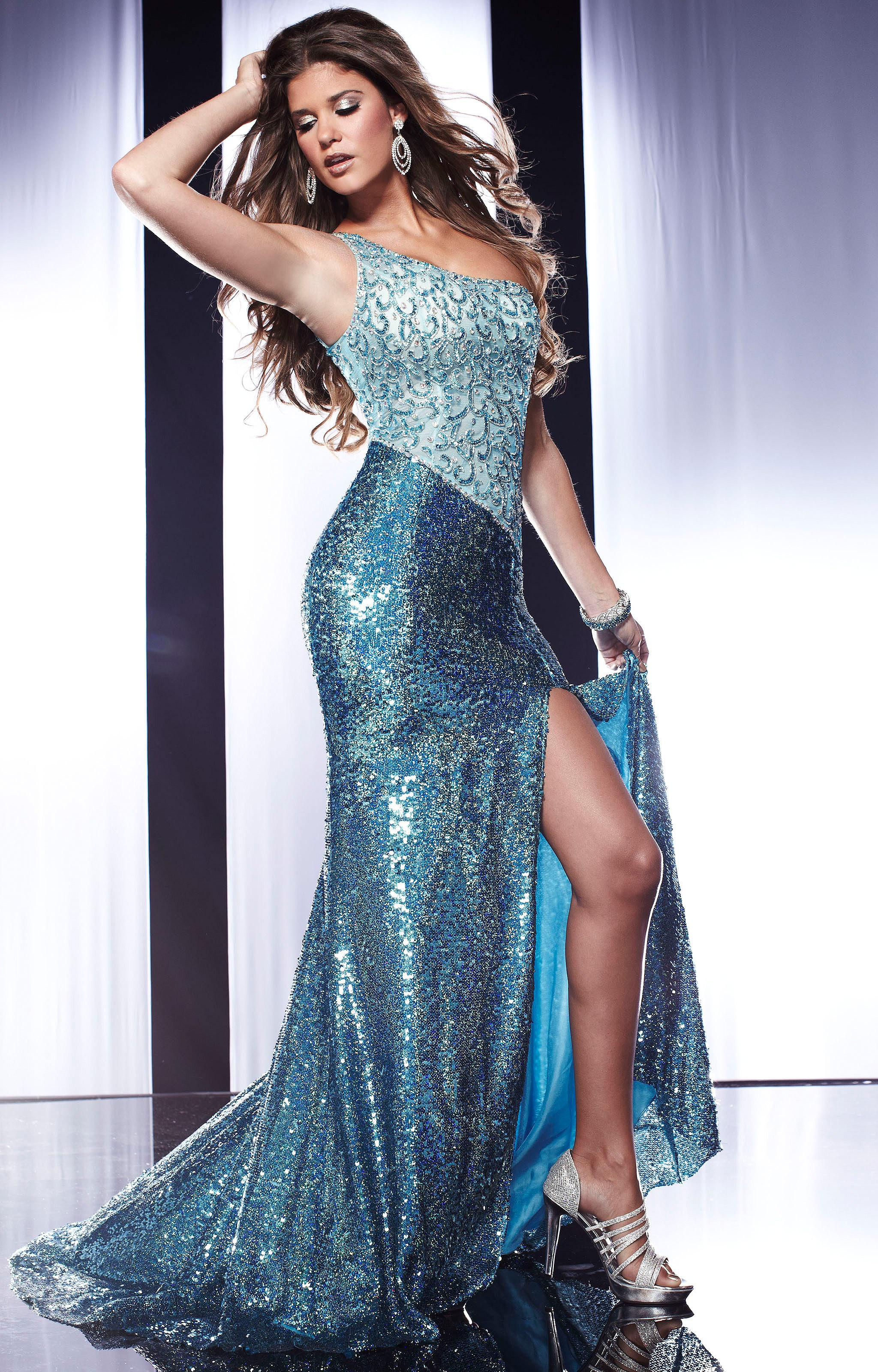 Panoply 14569 - Fresh and Fabulous Prom Dress