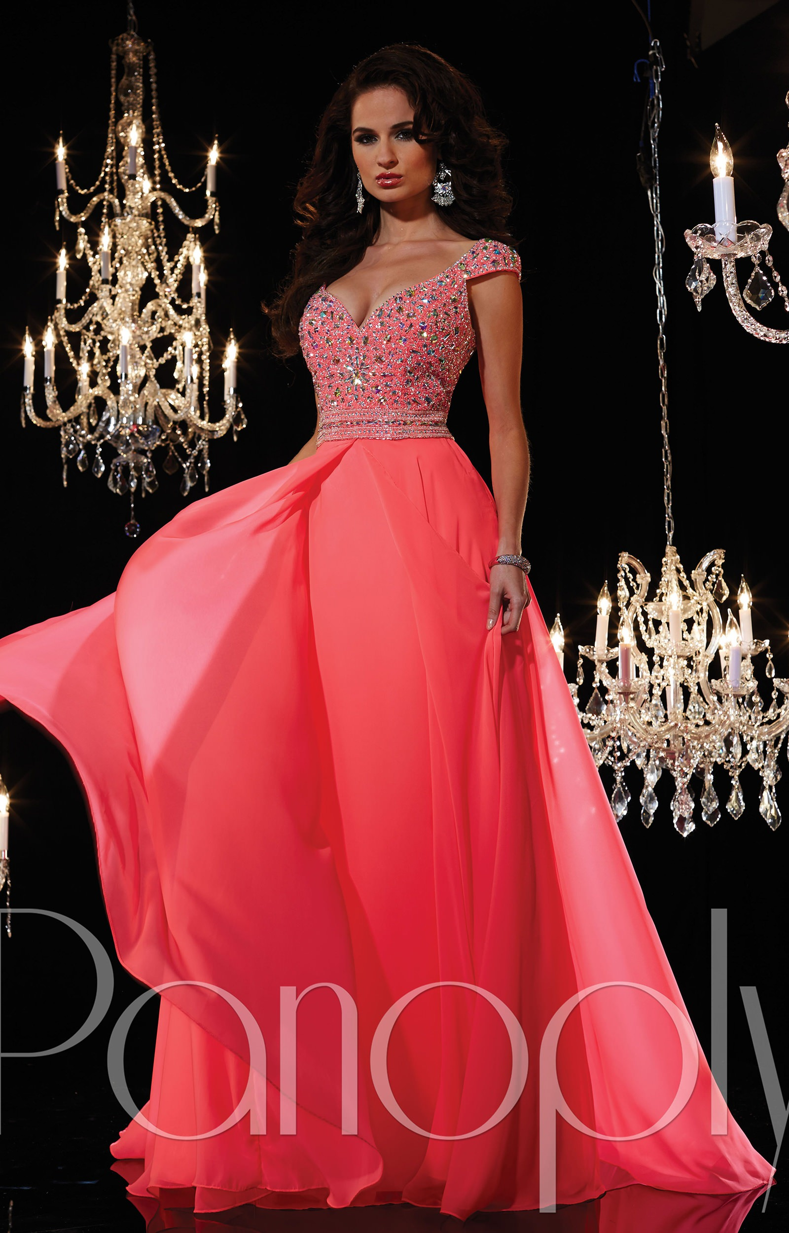 Panoply 14613 The Excellence Gown Prom Dress