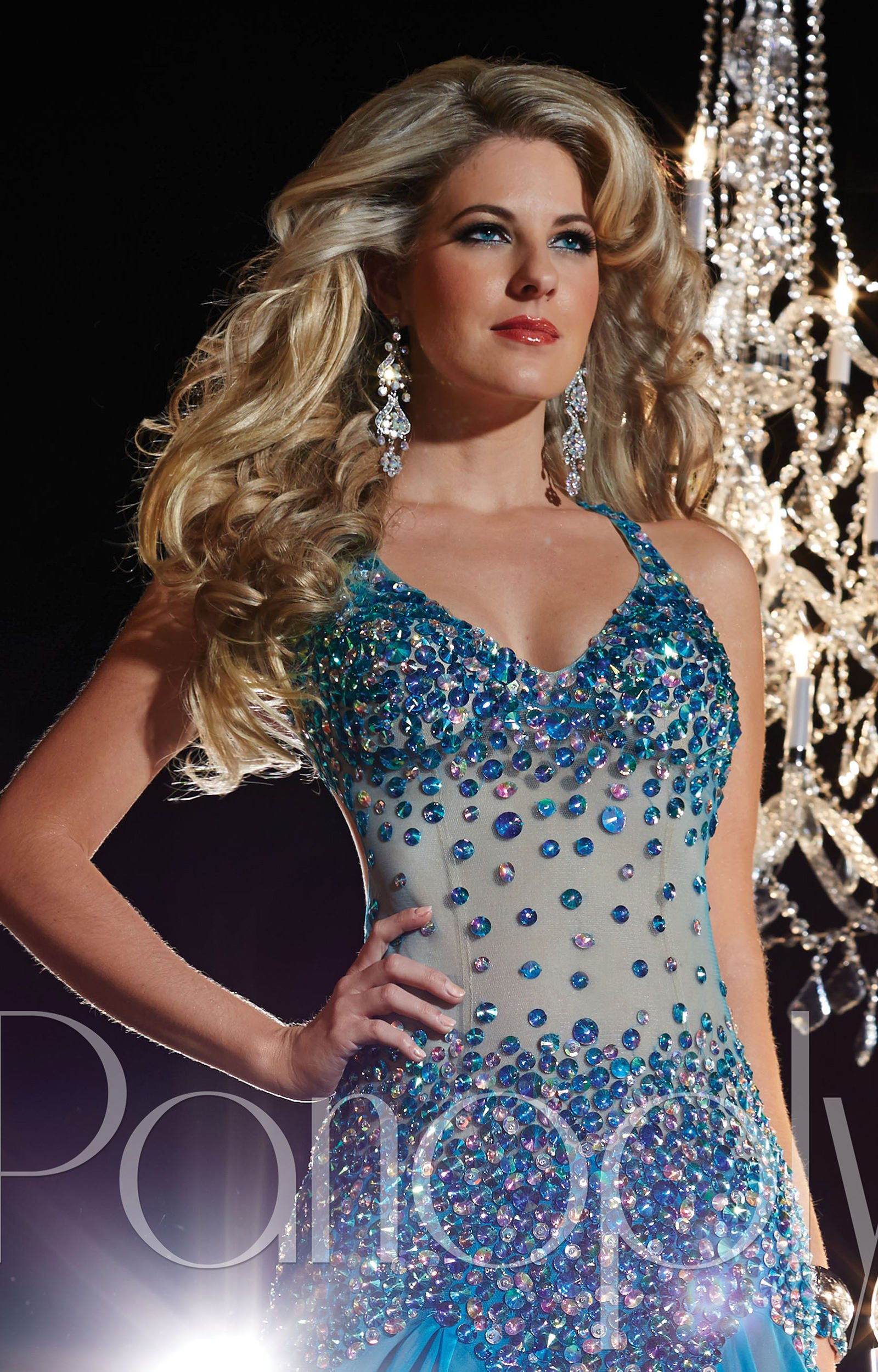 Panoply 14615 - The Daring Diva Gown Prom Dress
