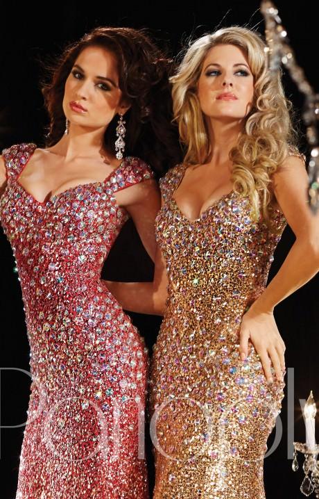 Panoply 14642 Diamonds Are Fantastic Prom Dress