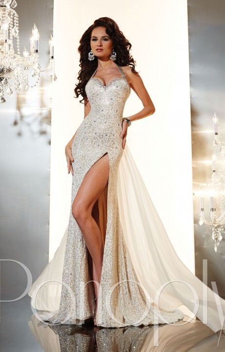 Panoply 44233 The Daring Diva Gown Prom Dress