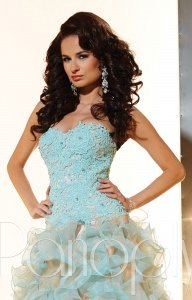 Panoply 14611 Strapless and Sweetheart picture 1
