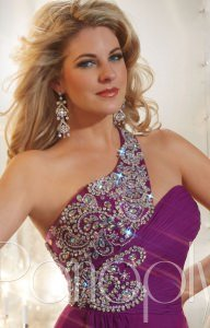 Panoply 14622 One Shoulder picture 1