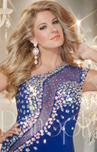 Panoply 14658 One Shoulder picture 1