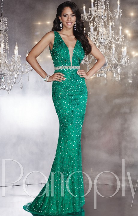 Panoply 14746 Green With Envy Dress Prom Dress
