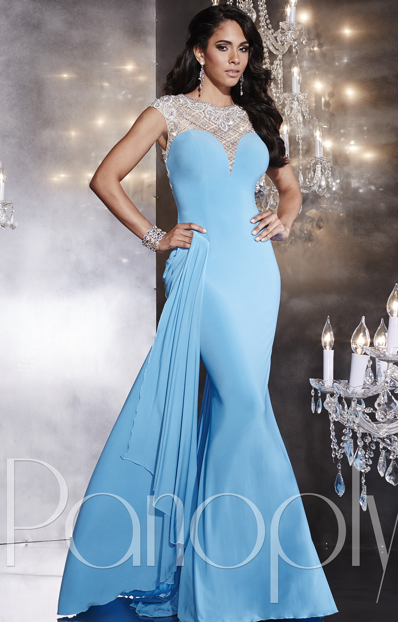 Panoply 14780 Queen Of Everything Dress Prom Dress