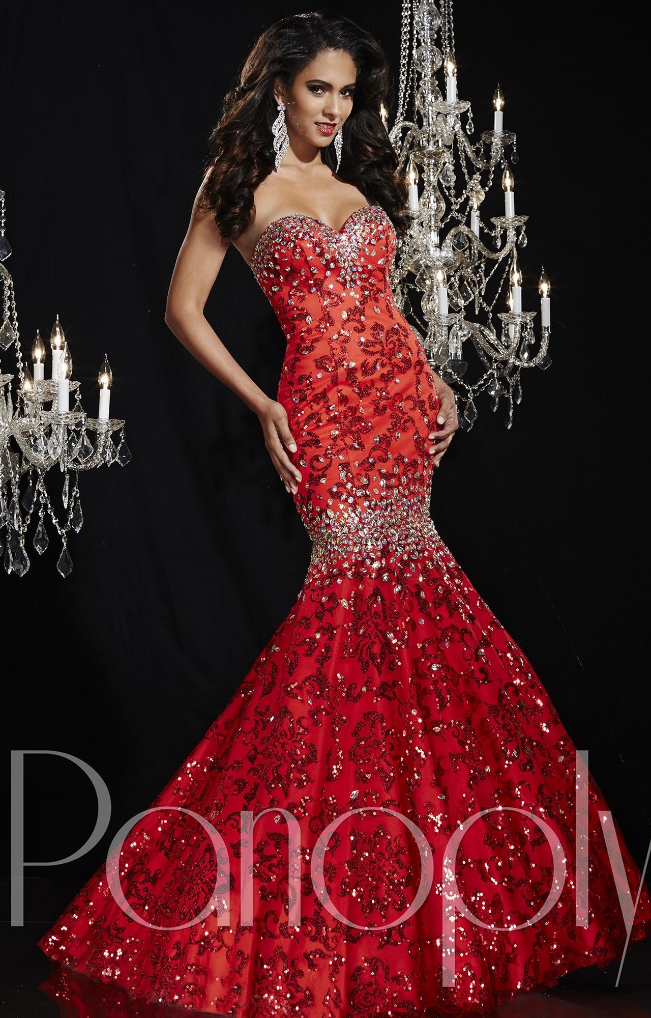 Panoply 14783 Mermaid Bliss Dress Prom Dress