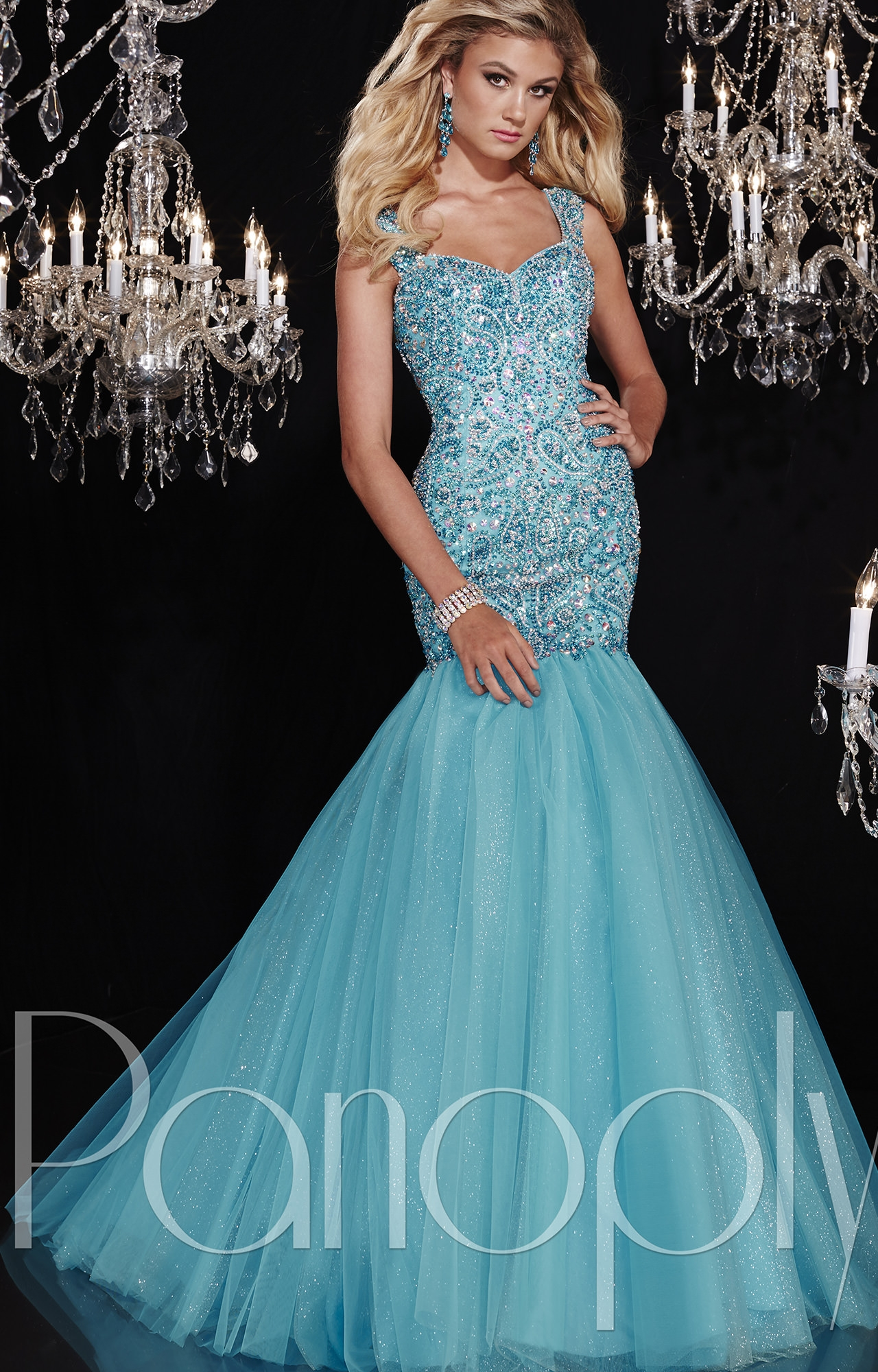 panoply 14787 sweetheart mermaid gown prom dress