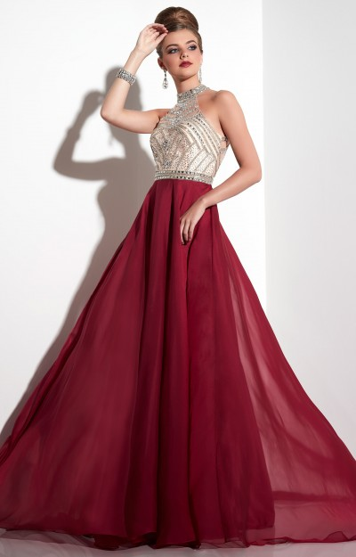 Chiffon Dresses for Formal Evening Prom or Homecoming