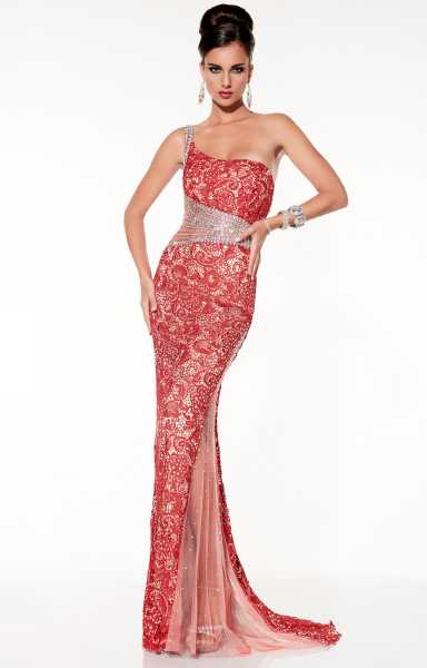 Panoply 14851 One Shoulder picture 1